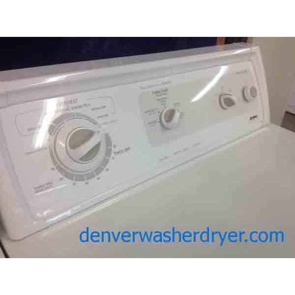 Kenmore 90 Series Washer Elite Dryer 1375 Denver
