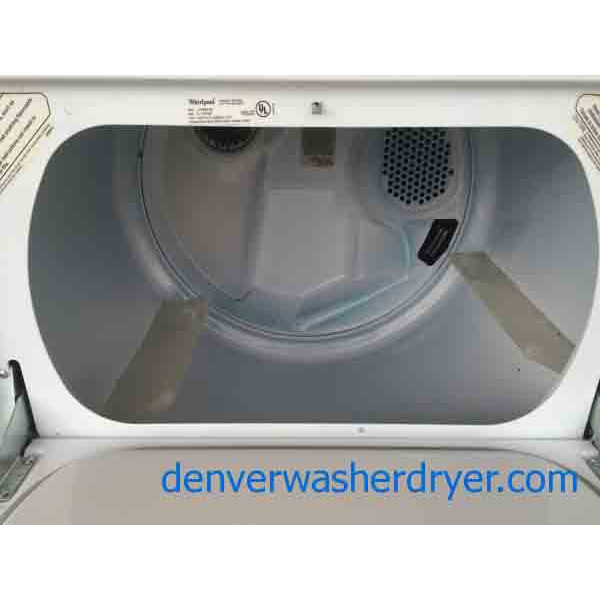 Whirlpool Dryer Heavy Duty Full Featured 1975
