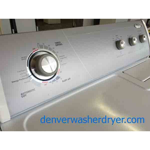 Whirlpool Ultimate Care Ii Washer Gas Dryer Set