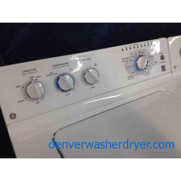 Ge Washer Dryer Set Energy Star Washer 1387 Denver