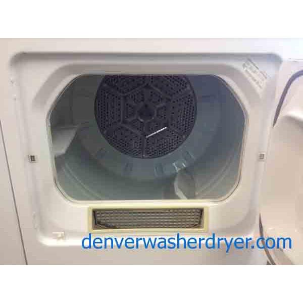 Ge Washer Dryer Set Energy Star Washer 1387 Denver