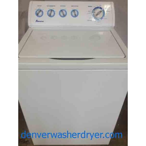Amazing Amana Whirlpool Washer 1990 Denver Washer Dryer