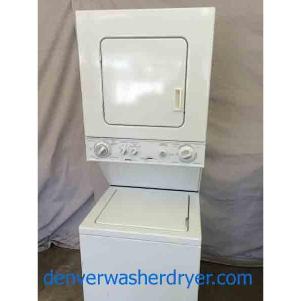 Kenmore Stack Washer Dryer Hard To Find 110v Regular Plug