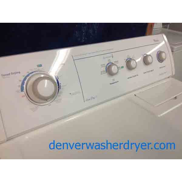Whirlpool Ultimate Care Ii Super Capacity Plus Washer