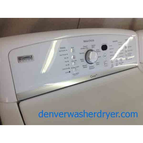 kenmore elite oasis washer and dryer. he agitator-less kenmore elite oasis washer/dryer set! washer and dryer