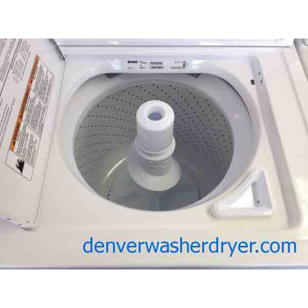 Kenmore 80 Series Washer/Elite Dryer Set, Awesome, Solid