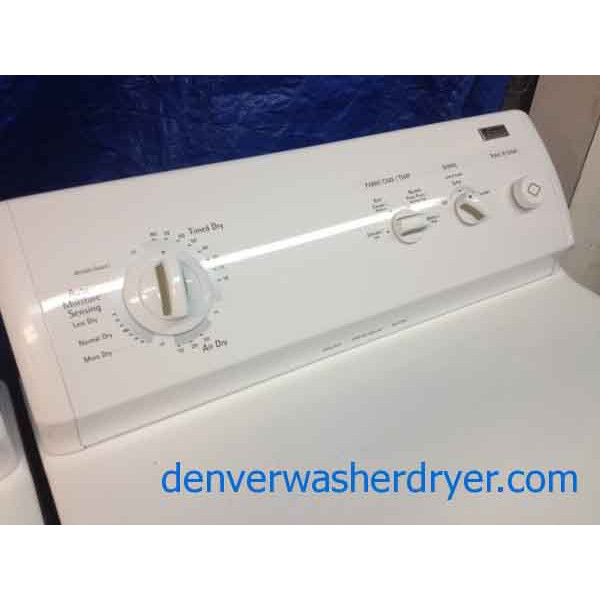 Kenmore Elite Washer/Dryer