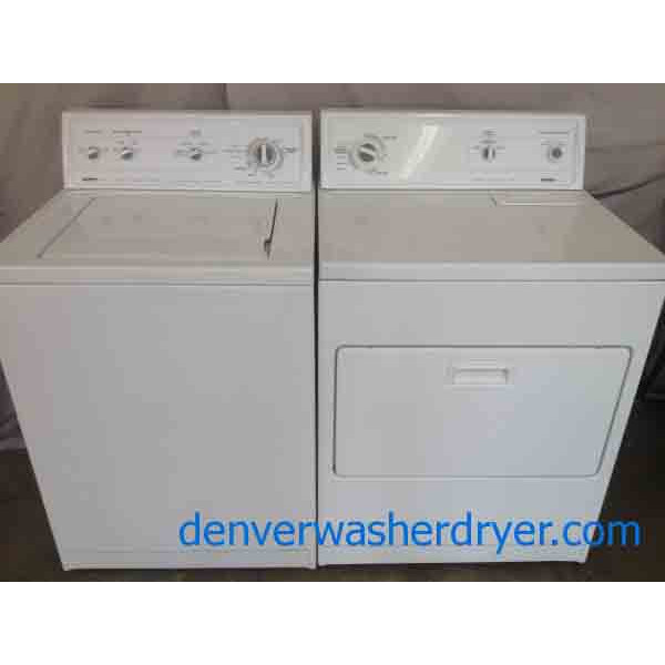 Kenmore 80 Series Washer/Dryer Set!