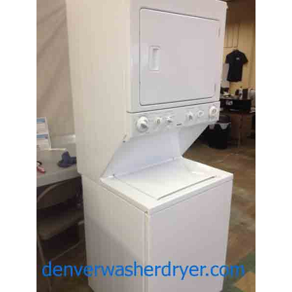 kenmore stackable washer dryer set