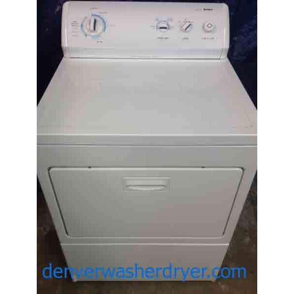 Kenmore 700 Series Dryer King Size Capacity 1472
