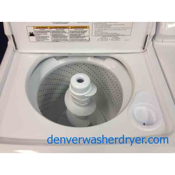 kenmore elite washer and dryer. kenmore elite washer dryer set king size capacity immaculate condition and