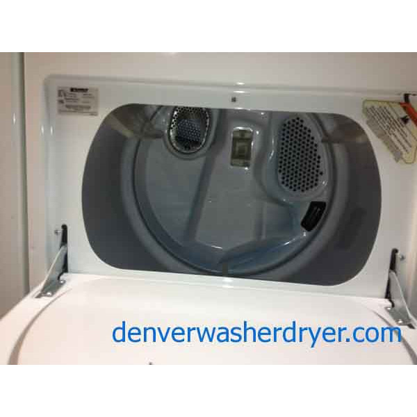 Wonderful Kenmore 80 Series Washer/Dryer Set