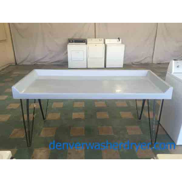 High Grade Laundry Room Folding Table 2125 Denver