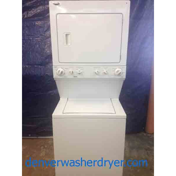 Kenmore Stack Washer Dryer Heavy Duty Full Size 1481