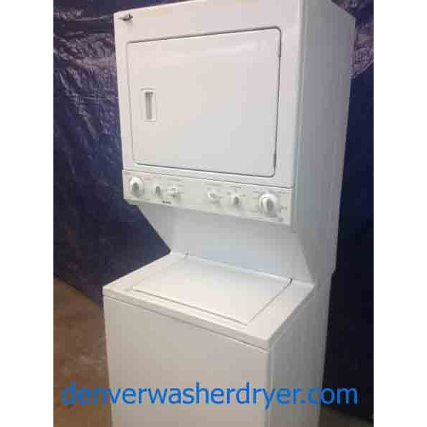 Kenmore Stack Washer Dryer 27 Inch Full Size Great