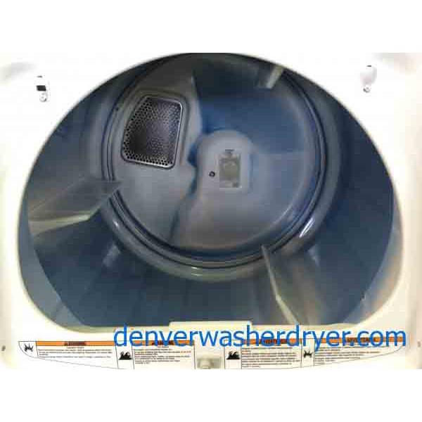 Whirlpool Cabrio Platinum Washer Dryer Set High