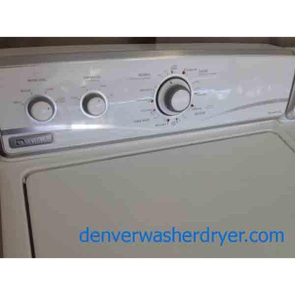 Maytag Dependable Care Washer Dryer Set 2137 Denver