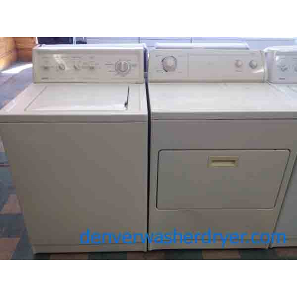 Beautiful Mix/Match Set: Kenmore 80 Series Washer