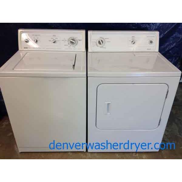 Kenmore 80 Series Washer/70 Series Dryer