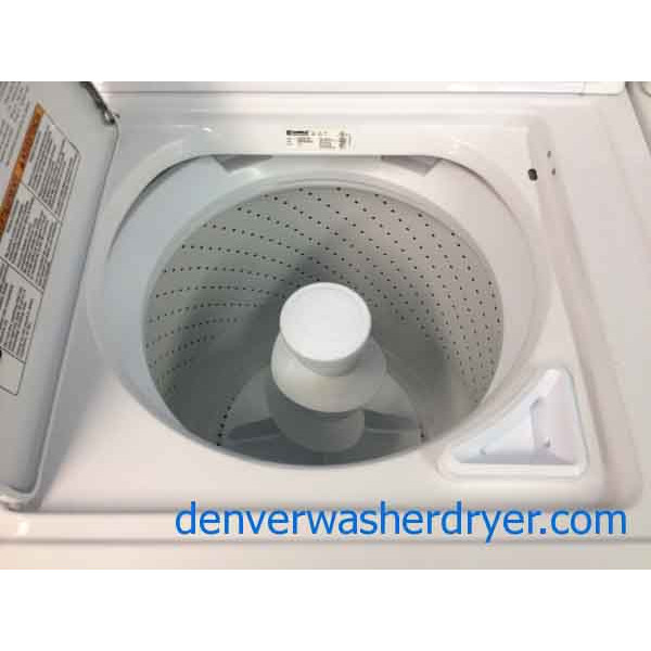 Kenmore 80 Series Washer/70 Series Dryer