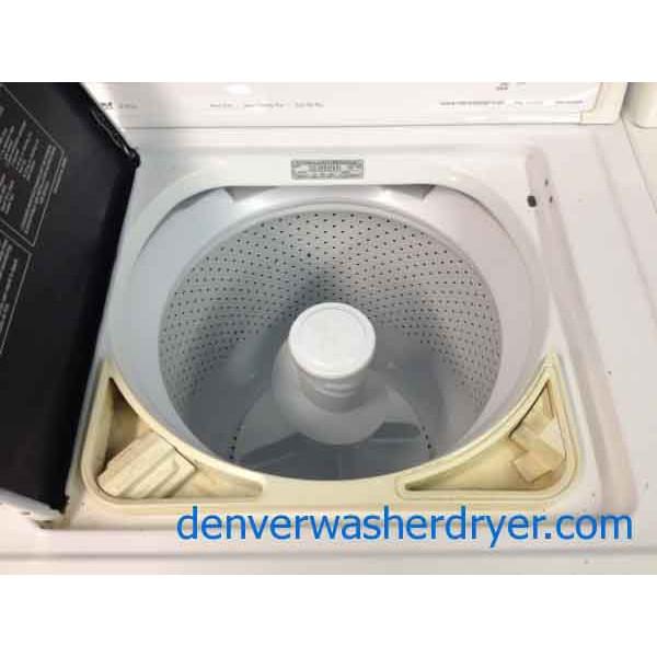 Kenmore 90 Plus Series Washer Dryer Set 1155 Denver
