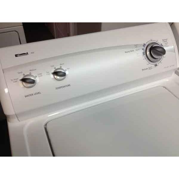 Kenmore 400 Series Washer Dryer 397 Denver Washer Dryer