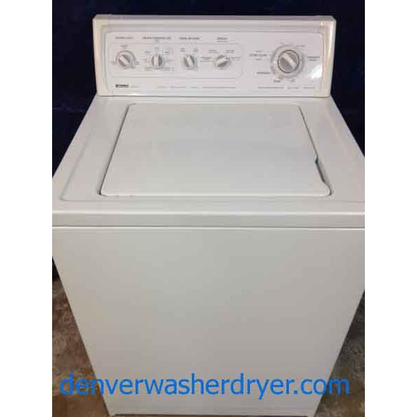 Kenmore 80 Series Washer, Super Capacity Plus