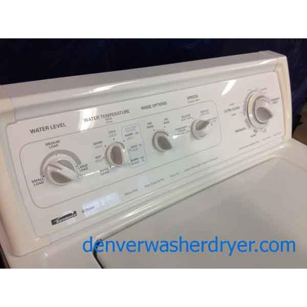 Kenmore 80 Series Washer Super Capacity Plus 1189