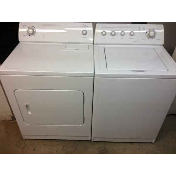 whirlpool ultimate care ii washer commercial quality dryer