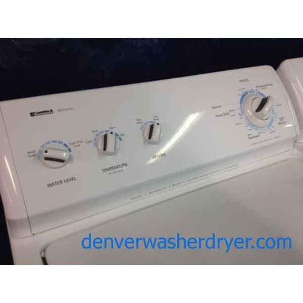 kenmore 600 series washing machine