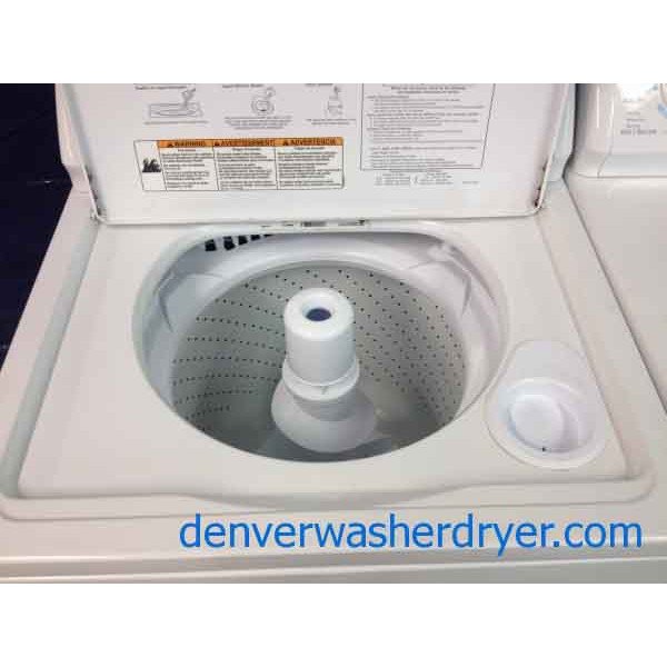 kenmore 400 washer. kenmore 600 series washer/400 dryer 400 washer t
