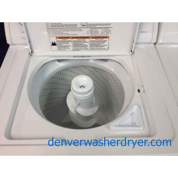 Whirlpool Ultimate Care Ii Washer Dryer Excellent