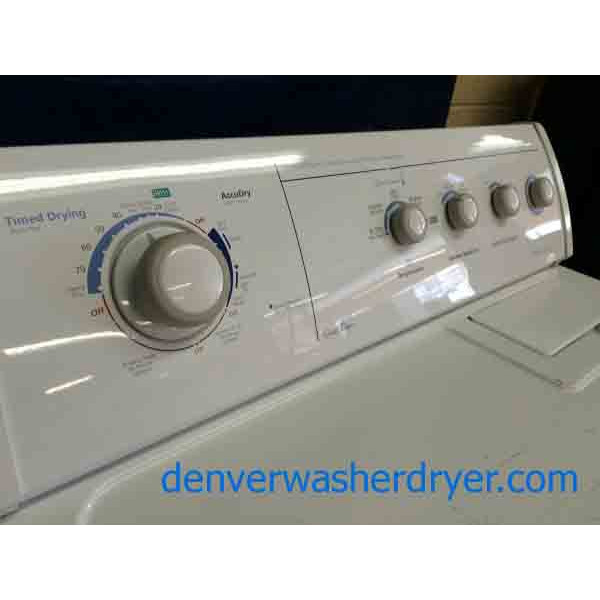 Whirlpool Ultimate Care Ii Washer Dryer Set Direct Drive