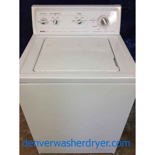 Kenmore 80 Series Washer, Solid!