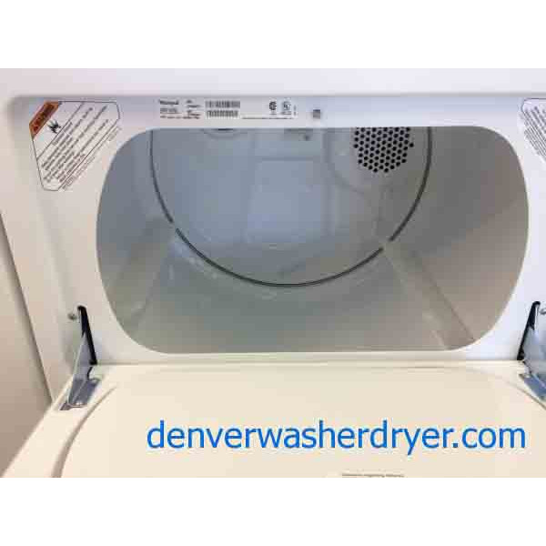 Almost New Super Clean Whirlpool Washer Dryer Set 2300