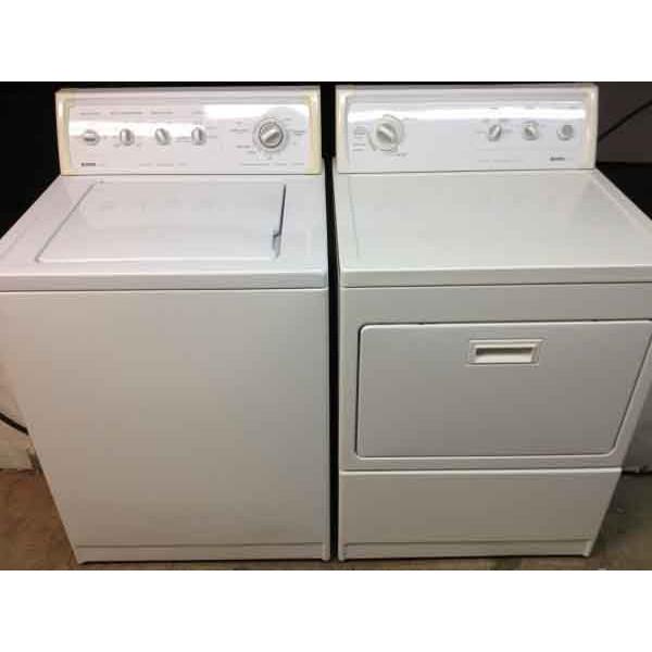 Kenmore 90 Series Set 323 Denver Washer Dryer