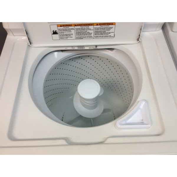Kenmore 80 Series Washer/Elite Dryer