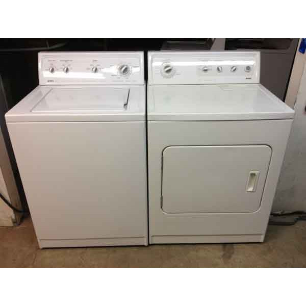 Awesome Kenmore 80 Series Washer/Elite Dryer