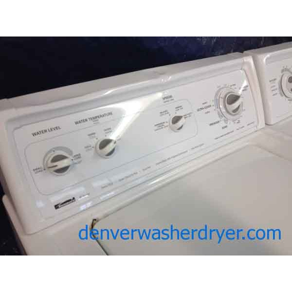Kenmore 80 Series Washer/Dryer