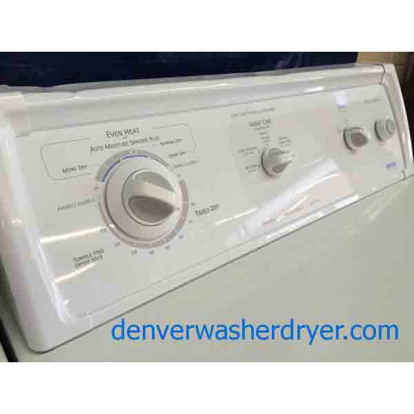 Kenmore 80 Series Washer Elite Dryer Set Very Reliable