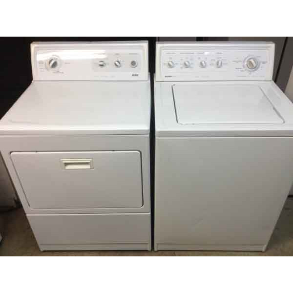 Kenmore 80 Series Washer Elite Dryer 353 Denver