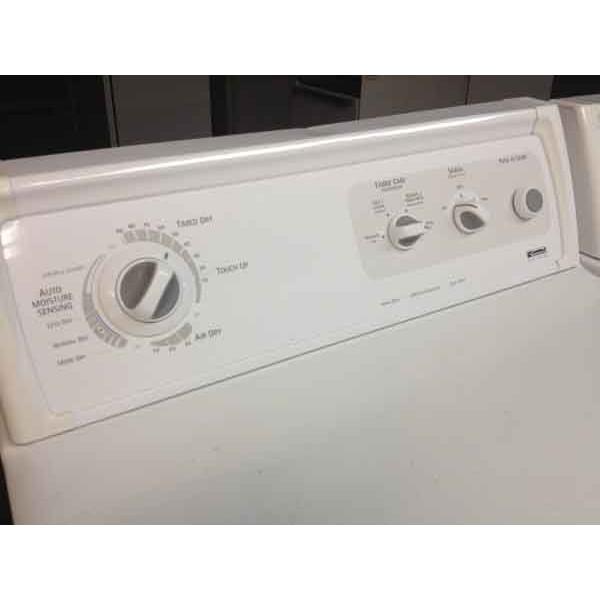 Kenmore 80 Series Washer Elite Dryer 353 Denver