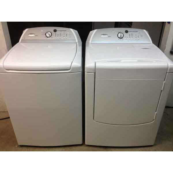 Whirlpool Cabrio Washer Dryer Like New Amazing 355 Denver