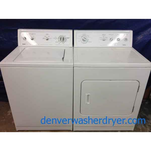 Kenmore 80 Series Washer Dryer 1009 Denver Washer Dryer