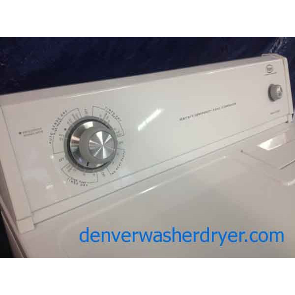 Roper Dryer By Whirlpool Super Capacity Simple Unit