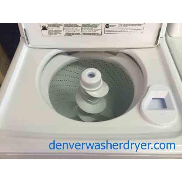 Kenmore Elite Washer Dryer Set King Size Capacity