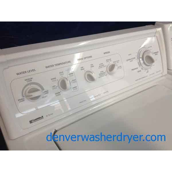 kenmore series 90 washing machine