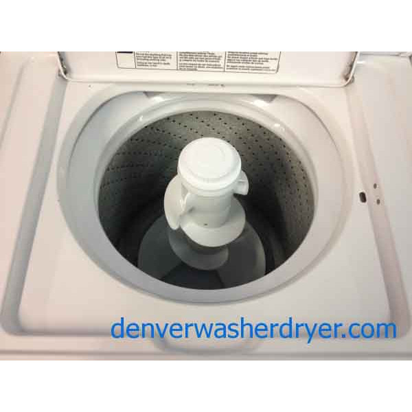 Reliable Whirlpool Washer Dryer Matching Set 1031
