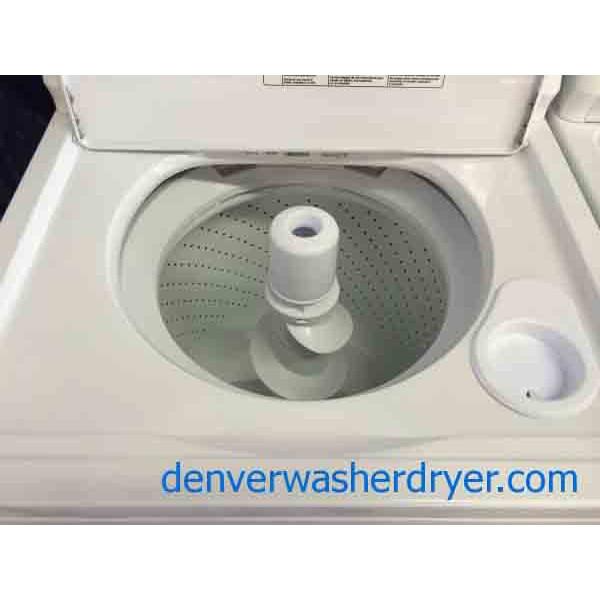 Kenmore 600 Series Washer Dryer Set Very Nice 1663