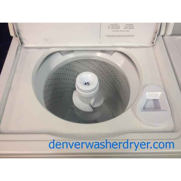 Whirlpool Gold Washer Dryer Ultimate Care Ii 1045